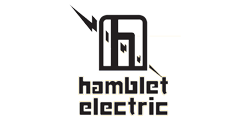 Hamblet Electric logo