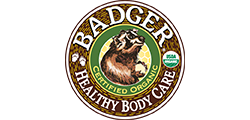 w.s. badger logo